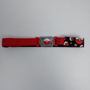 Pokemon Poke Ball Belt Kids Cosplay Plastic